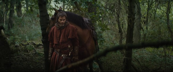 Outlaw King Movie Chris Pine