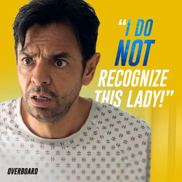 Overboard  movie - Eugenio Derbez