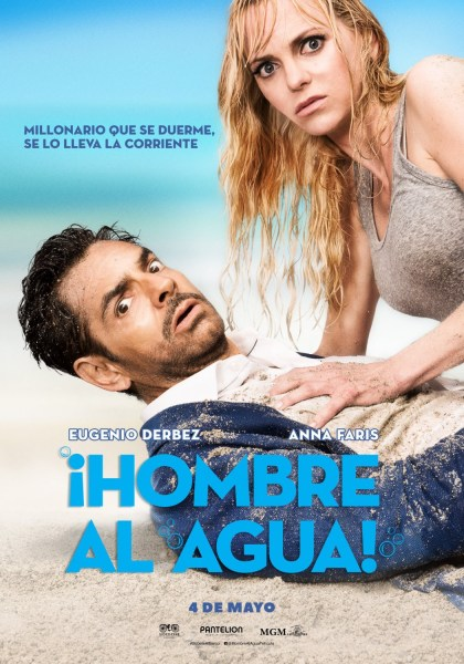 Overboard New International Poster
