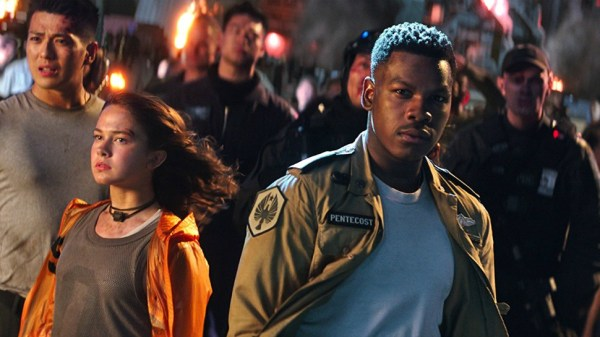 Pacific Rim 2 Uprising - Movie 2018