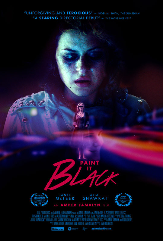 Amber Tamblyn Paint It Black Release Date