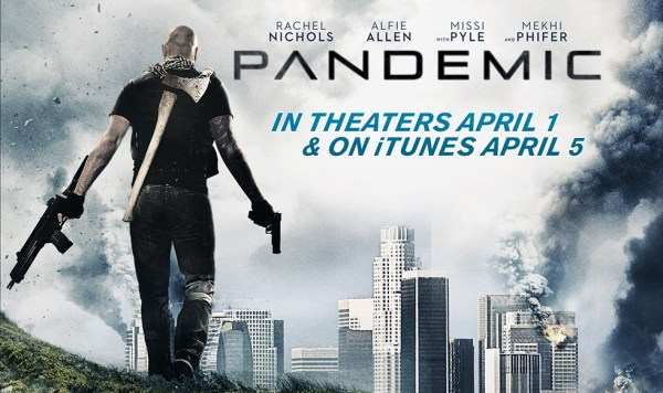 Pandemic Movie - 2016