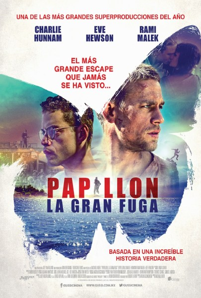 PAPILLON Poster LR