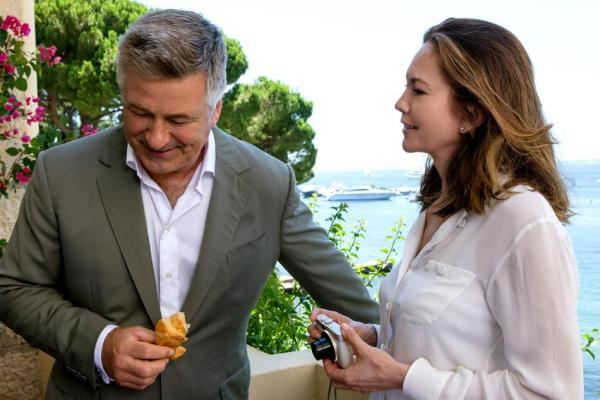Paris Can Wait Movie - Diane Lane and Alec Baldwin