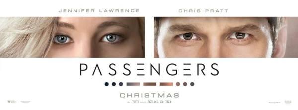 Passengers movie - December 2016