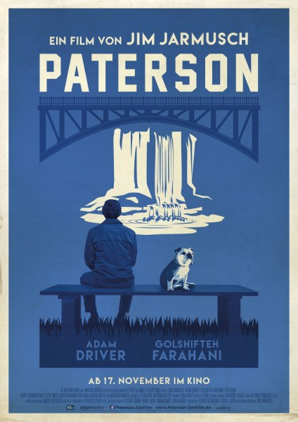 Paterson Artsy Poster
