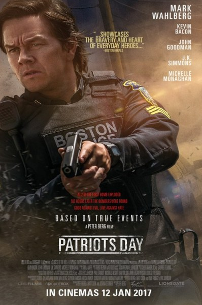 Patriots Day New Poster