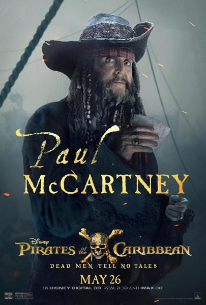 Paul McCartney - POTC5