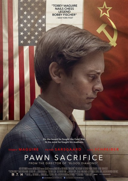 Pawn Sacrifice neues poster