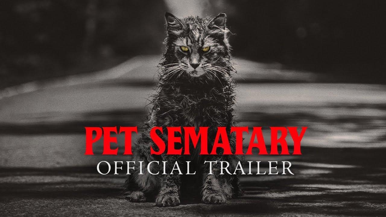 pet sematary trailer   teaser trailer