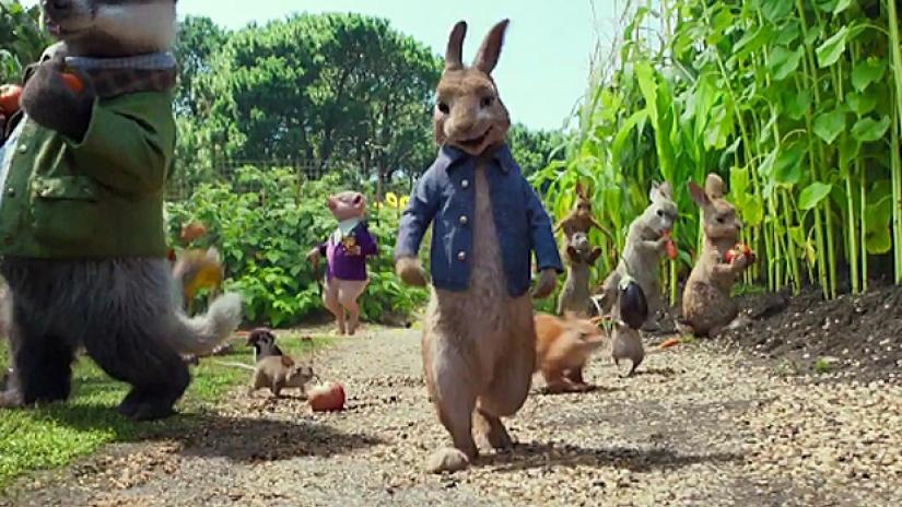 Peter Rabbit | Teaser Trailer