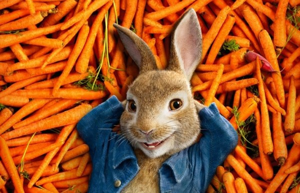 Peter Rabbit Movie 2018
