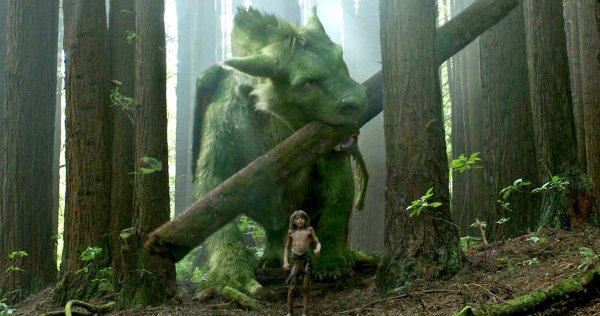 Pete's Dragon Movie - Disney 2016