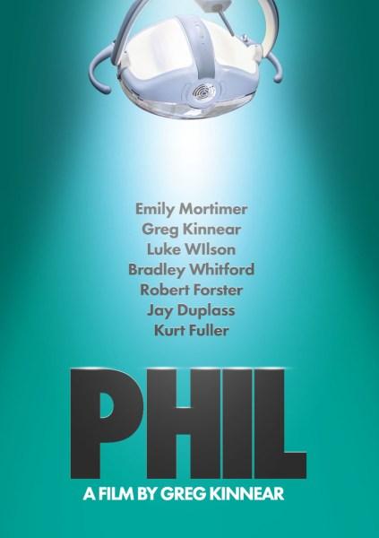 Phil Teaser Poster