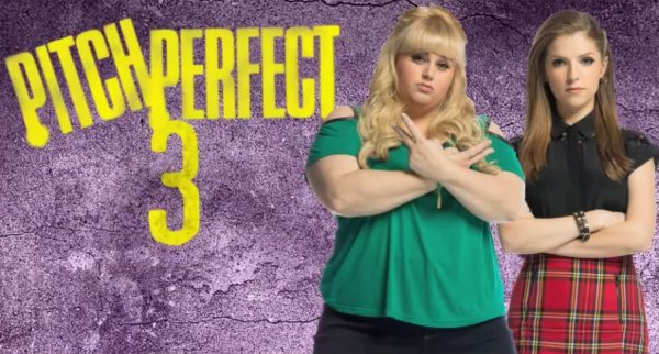 Pitch Perfect 3 - Rebel Wilson and Anna Kendrick