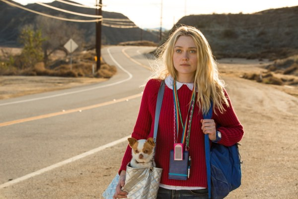 Please Stand By Movie - Dakota Fanning
