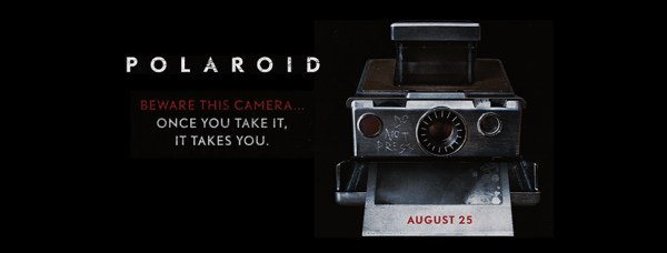 Polaroid movie - Beware this camera... once you take it, it takes you!