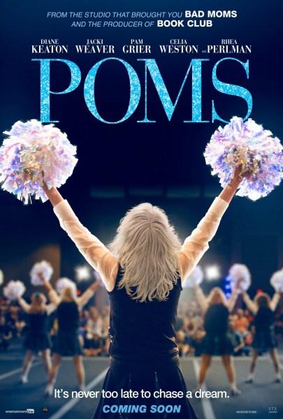 Poms Movie Poster