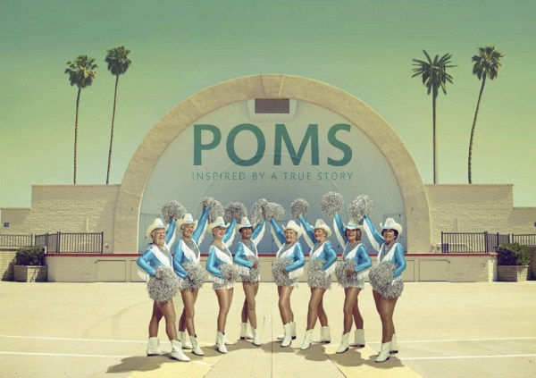 Poms Movie Teaser