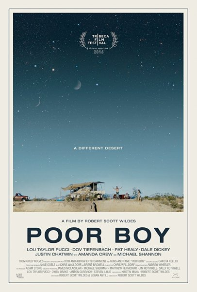 Poor Boy Movie Poster