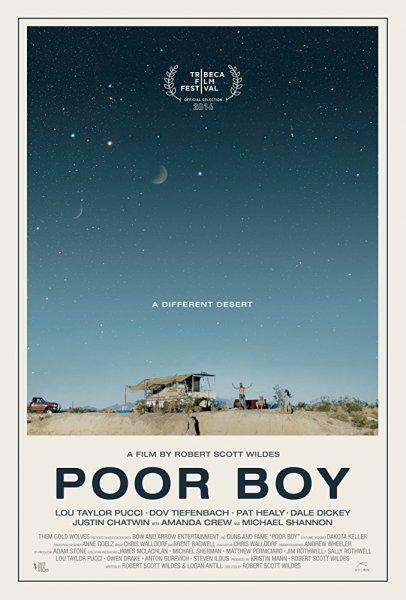 Poor Boy Movie Poster