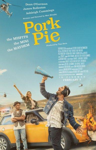 Pork Pie Movie Poster