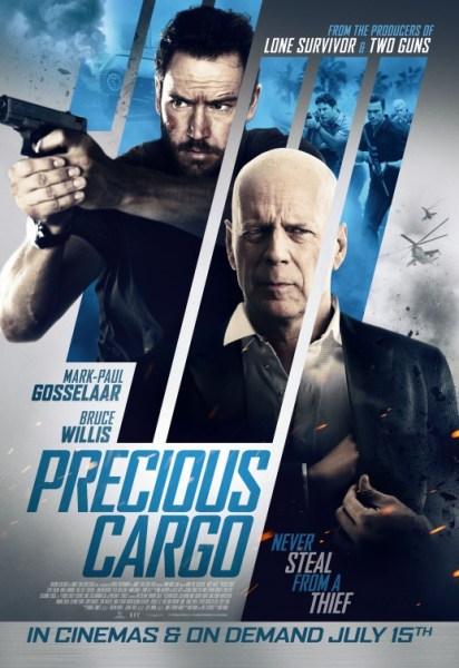 Precious Cargo International Poster