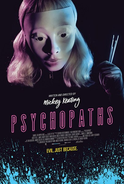 Psychopaths New Poster