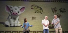 Pua the piglet - Moana movie
