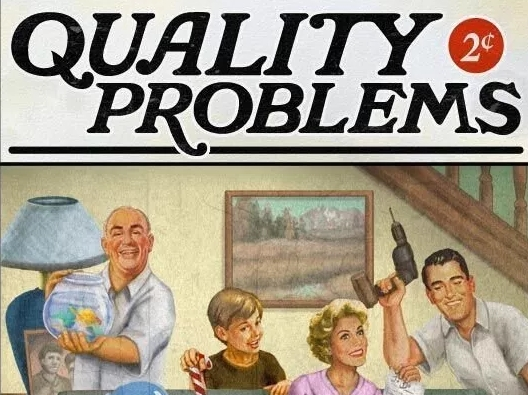 Quality Problems 2018