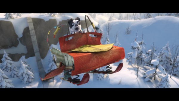 Racetime Snowtime 2 Movie