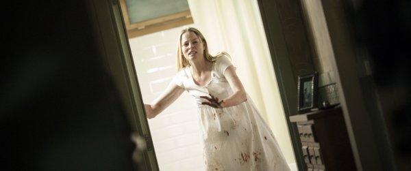 Rachel Nichols - Inside movie
