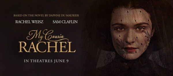 Rachel Weisz My Cousin Rachel Movie