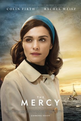 Rachel Weisz - The Mercy Movie