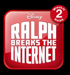 Ralph Breaks The Internet movie logo