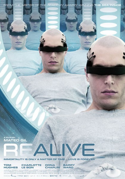 ReAlive Movie Poster