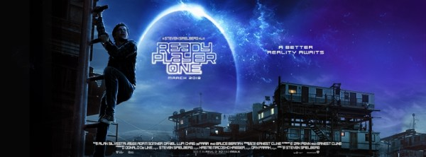 Ready Player One Movie in 2018 - directed By Steven Spielberg