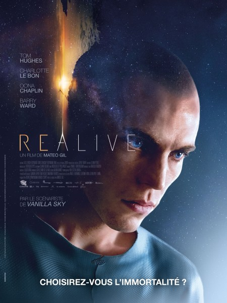 Realive French Poster
