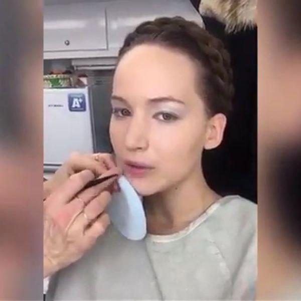 Red Sparrow Movie - Jennifer Lawrence