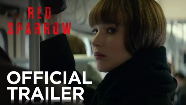 Red Sparrow Movie