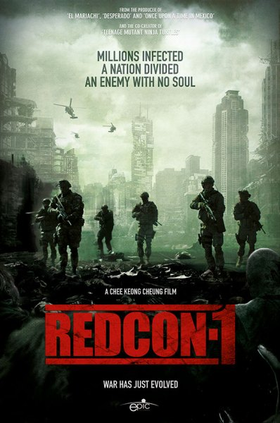 Redcon 1 Movie Poster