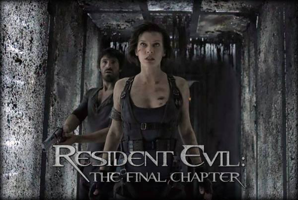 Resident Evil 6 The Final Chapter Bootleg trailer