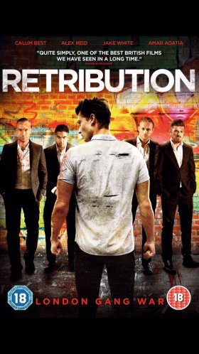 Retribution Movie Poster