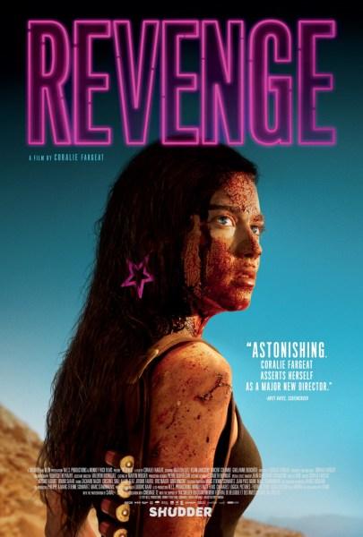 Revenge US Poster