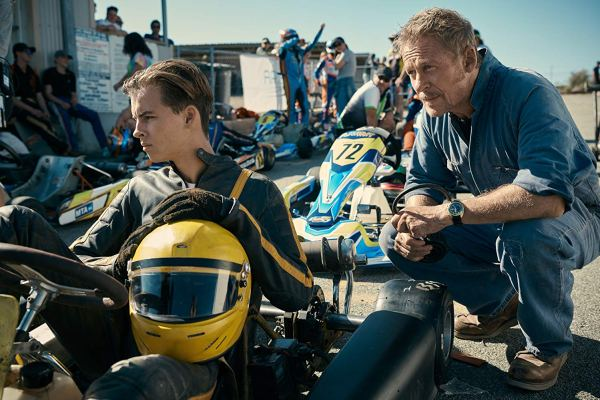 Richard Roxburgh And William Lodder In The Movie Go! (2020)