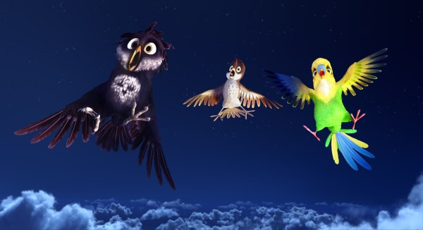 Richard The Stork Movie