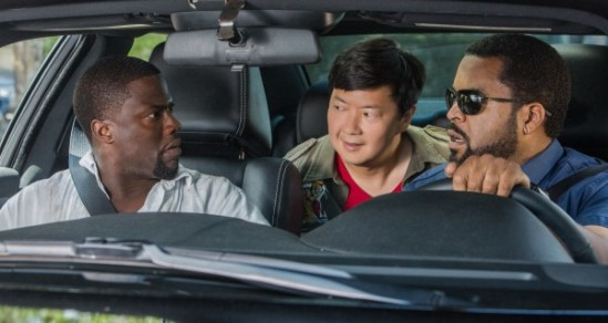 Ride Along 2 Movie - Kevin Hart, Ken Jeong, and Ice Cube
