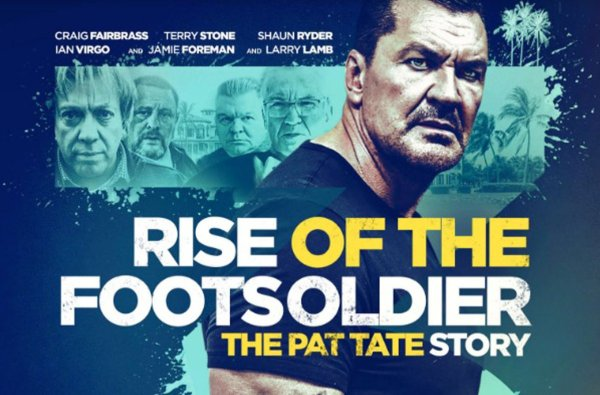 Rise Of The Footsoldier 3 New Banner Poster