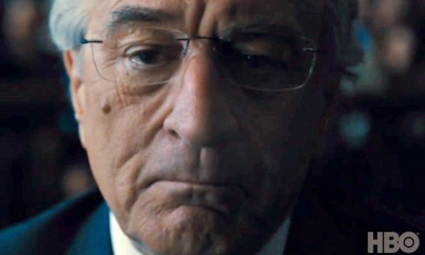 Robert De Niro - The Wizard Of Lies