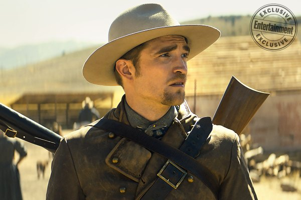 Robert Pattinson - Damsel